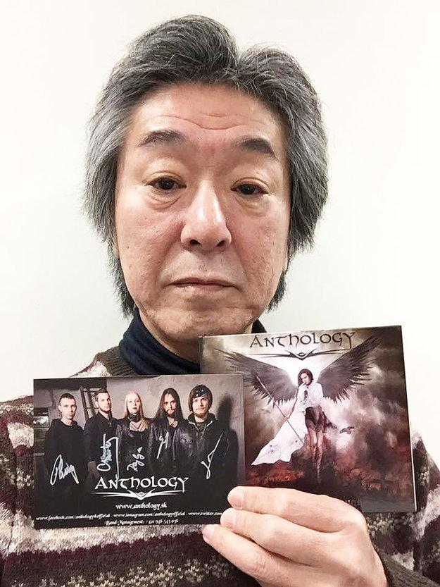Album Slovákov má úspech v Japonsku.