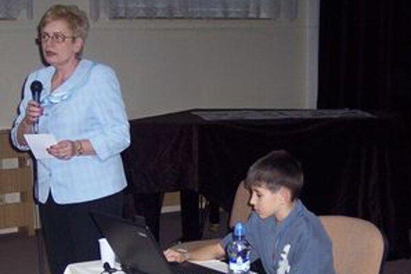 Riaditeľka Daniela Porubcová prezentovala, ako menia školu klasickú na modernú.