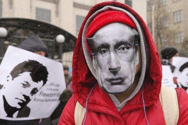 Prípad Romana Suščenka ukazuje, že novinári nie sú v Rusku v bezpečí.