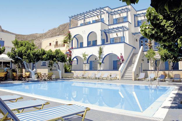 Hotel Artemis 3*, Santorini, Grécko