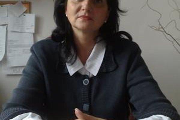 Darina Kuchtová.