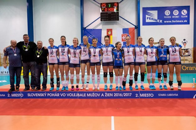 Volley project UKF Nitra.