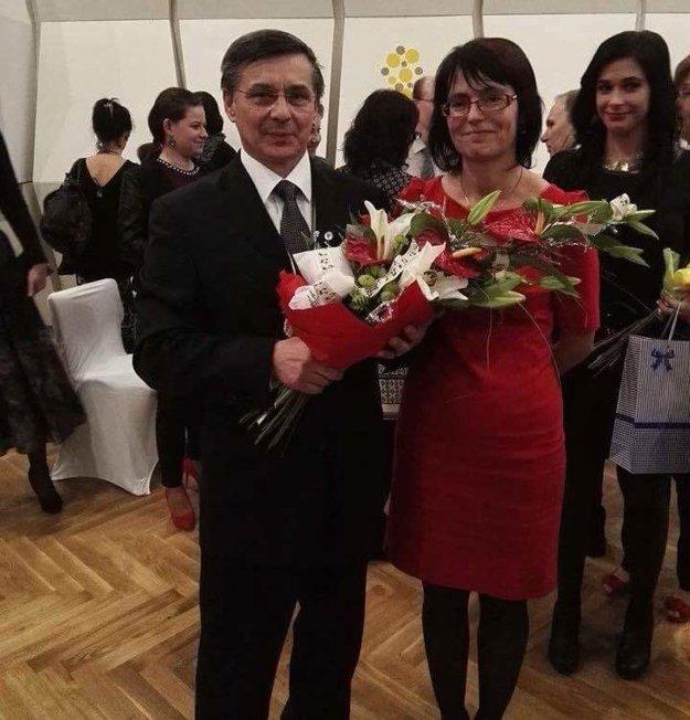 60. výročie založenia ZUŠ Potočára sriaditeľom PetromBytčánkom.