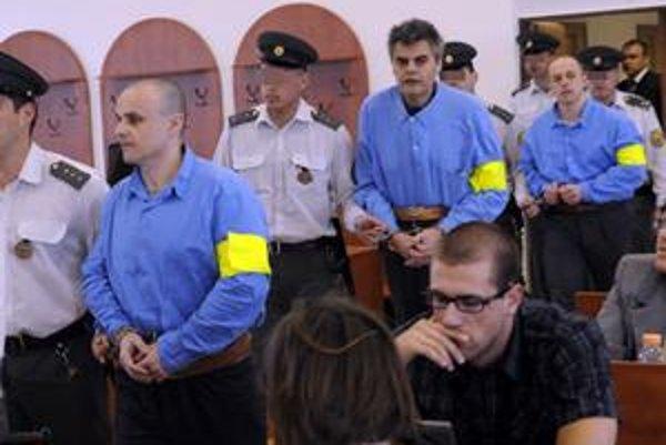 Medzi prípady, ktoré rieši Špeciálny súd, patria aj Kyselinári.