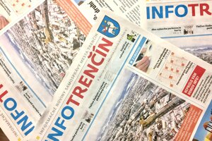Informačné noviny trenčianskej samosprávy.