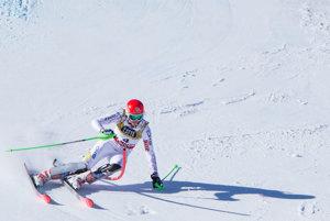 Petru Vlhovú delilo od medaily štrnásť stotín sekundy.