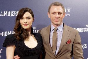 Daniel Craig a Rachel Weisz.