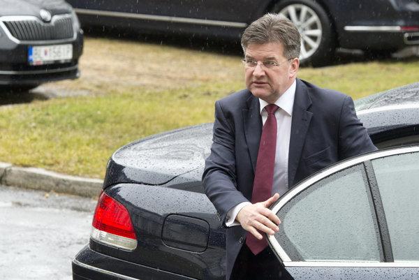 Šéf rezortu zahraničia Miroslav Lajčák.
