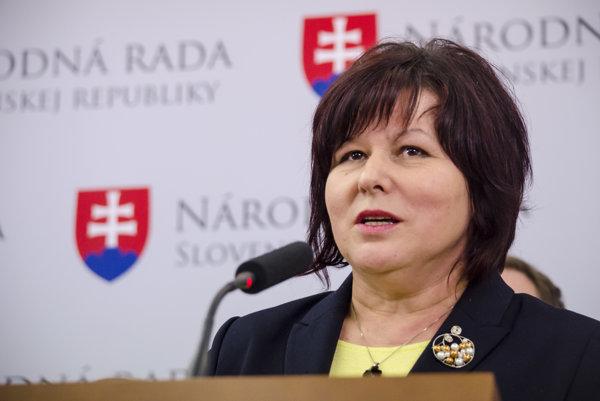 Anna Verešová.