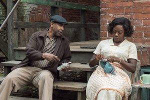 Denzel Washington a Viola Davis vo filme Fences. Oscara má len jeden z nich.