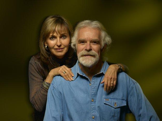 Dereck a Beverly Joubertovci