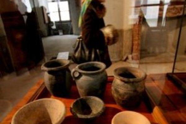 Archeologické nálezy objavené pri rekonštrukcii Apponyiho paláca.