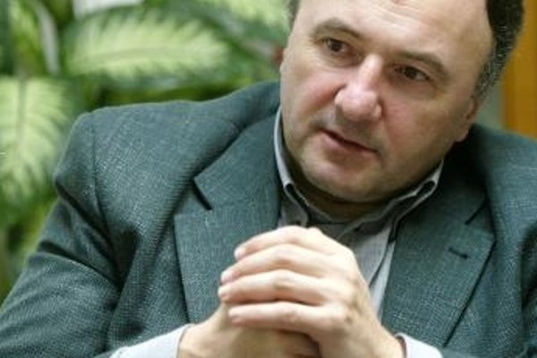 Podpredseda Strany maďarskej koalície Pál Csáky.