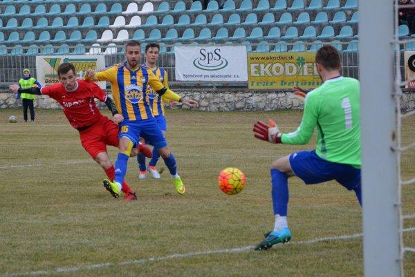FC Horses Bánovce doma porazili v prvom jarnom kole DAC B 3:1.