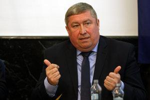 špeciálny prokurátor Dušan Kováčik.