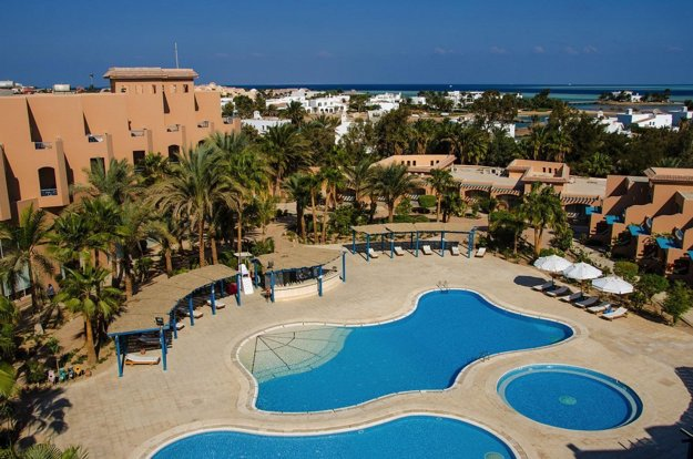 Hotel Labranda Club Paradiso 4*, Oblasť:Egypt, Hurghada, El Gouna