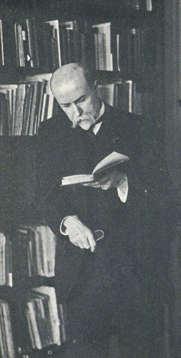 T. G. Massaryk.