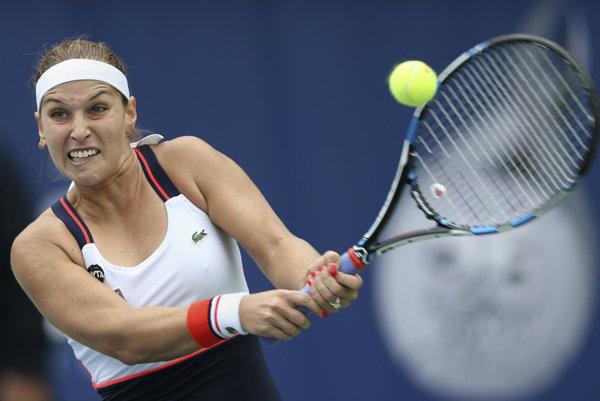 Dominika Cibulková sa doteraz najďalej dostala v Indian Wells do štvrťfinále.