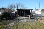 Požiar spôsobil škody za asi 20-tisíc eur.