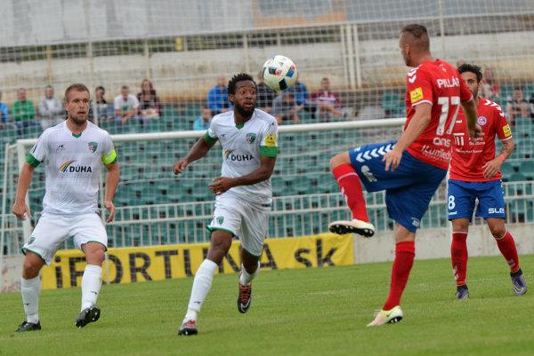 ZFortuna ligy zamieril do regiónu. Hosťovanie hráča Prešova Hectora Tubonemiho vTrebišove je zaujímavou zmenou krátko pred štartom III. ligy.