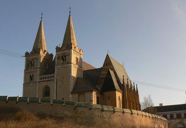 Katedrála sv. Martina v Spišskej Kapitule.