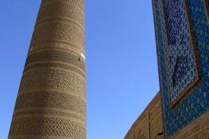 So svojimi 47 metrami je Kalon najvyšším minaretom Buchary