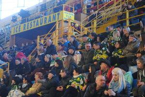 Prešovskí diváci si predĺžili hokejovú sezónu.