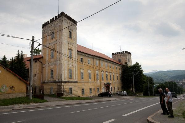 Historická dominanta Žiaru.
