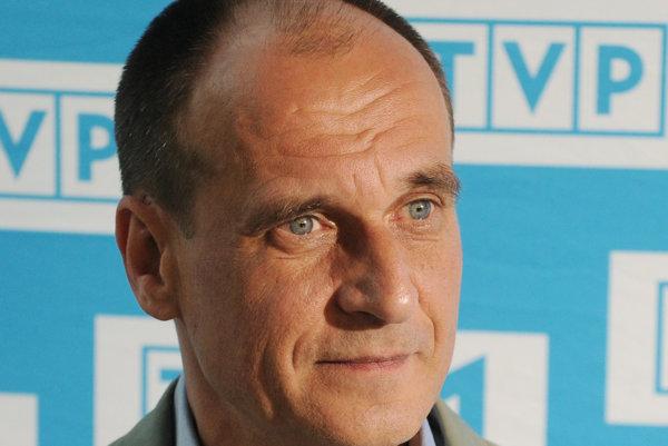 Opozičný politik Pawel Kukiz.