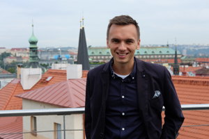 Michal Hardyn, riaditeľ projektu Tipli.sk
