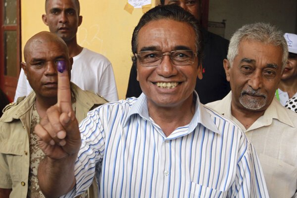 Víťaz prezidentských volieb sa pravdepodobne stal  Francisco Guterres.