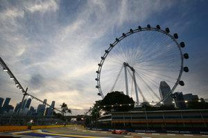Ilustrané foto/Singapur.