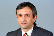 František Gaulieder v roku 1995.