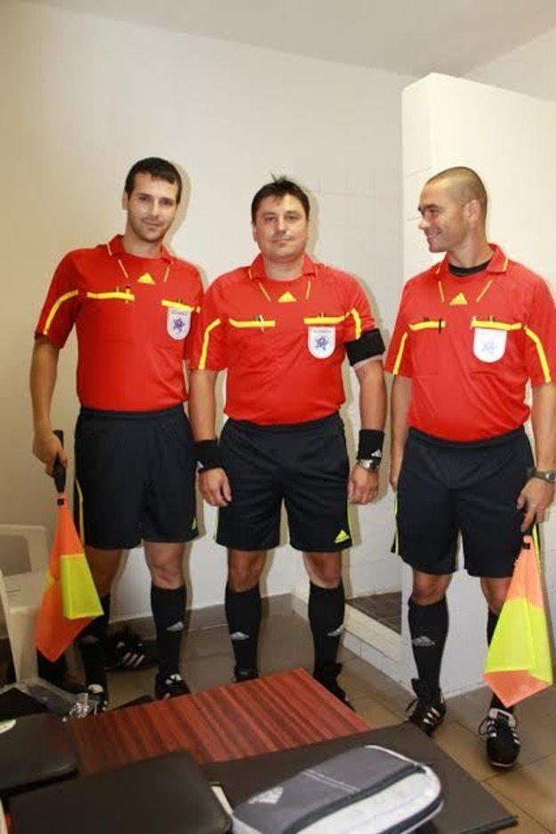 Počas sústredenia. (Branislav Hrdlička vpravo)