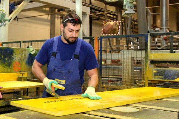 Nezamestnanosť v okrese Prievidza je na úrovni 7,43 percenta.