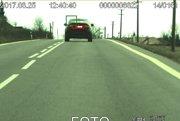 Polícia namerala vodičovi rýchlosť 161 km/h tesne pred obcou.