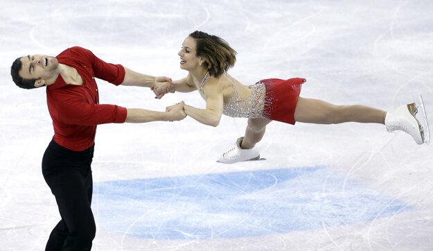 V športových dvojiciach obhajujú titul Meagan Duhamelová a Eric Radford.