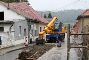 Stavebné práce v najbližšom období ovplyvnia život vo viacerých dedinách regiónu.