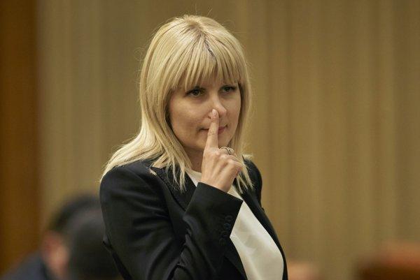 Elena Udreová.