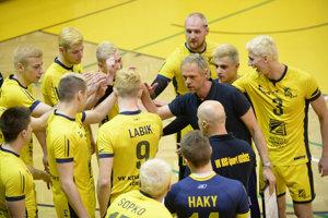 Košickí volejbalisti neuhrali v druhom semifinále doma ani set.