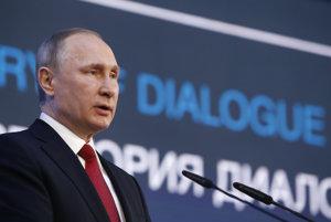 Rusko z nepokojov v Macedónsku obviňuje Úniu a Spojené štáty