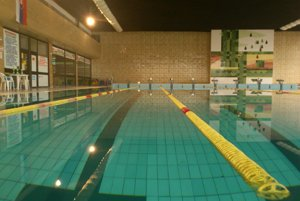 Počas odstávky sa vymení voda v bazéne.