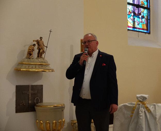 Sládek plzenského pivovaru, ktorý zvon pre pápeža objednal, Václav Berka.
