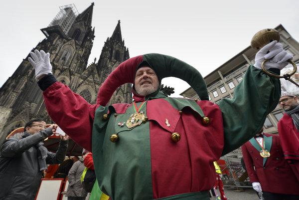 Kolín je známy aj tradičným karnevalom.
