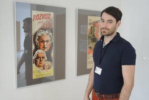 Autor výstavy Lukáš Kubičina.