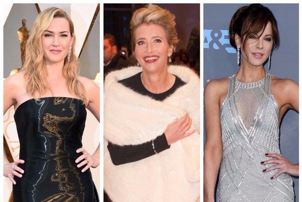 Kate Winslet, Emma Thompson, Kate Beckinsale