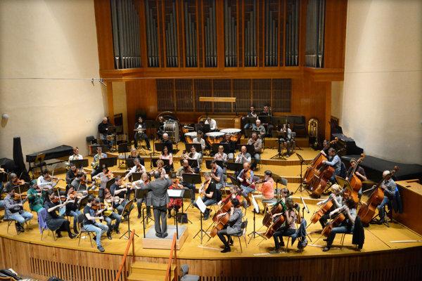 Novoročný koncert Štátnej filharmónie Košice sa začína o 19.00 hod.
