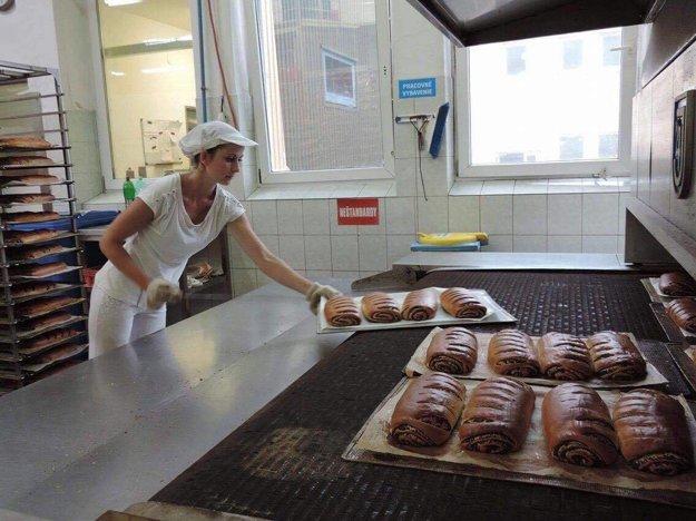 V Kysuckých pekárňach sa poklesu výroby zdôvodu sviatkov azatvorených obchodov neobávajú.