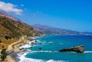 Praktický sprievodca na dovolenku na Krétu.