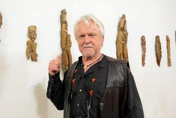 Janko Lehotský nielen ako hudobník. Jeho umelecké nadanie sa prejavilo aj vo výtvarnom umení.